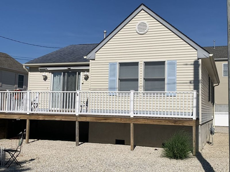 Walk to the Bay in this gem by the sea – semesterbostad i Middle Township