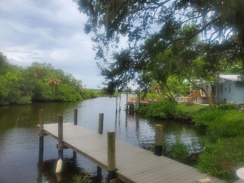 River Jewel on the Alafia River, holiday rental in Gibsonton