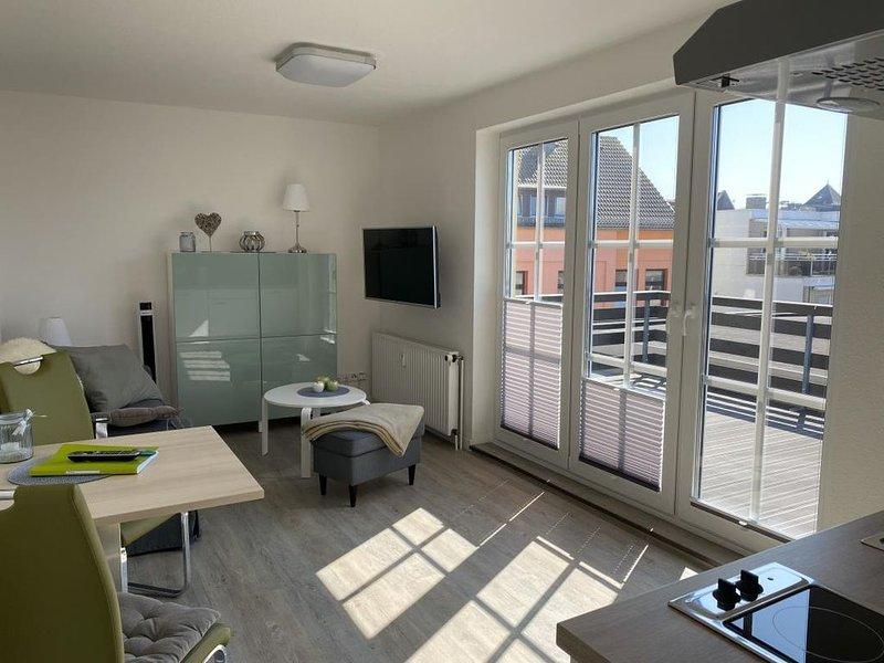 Schmidt-einander Wohnung 10, casa vacanza a Norderney