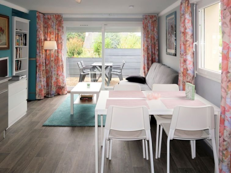 Ferienhaus Ty-Rozen (LOQ219) in Locquirec - 3 Personen, 2 Schlafzimmer, alquiler vacacional en Locquirec