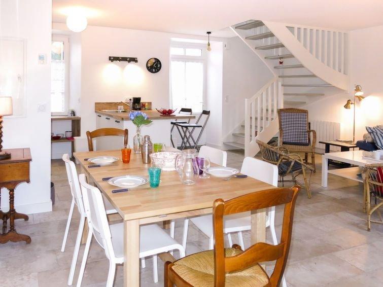 Ferienhaus Kerbouket (RHU366) in Sarzeau - 6 Personen, 3 Schlafzimmer, holiday rental in Le Tour-du-Parc