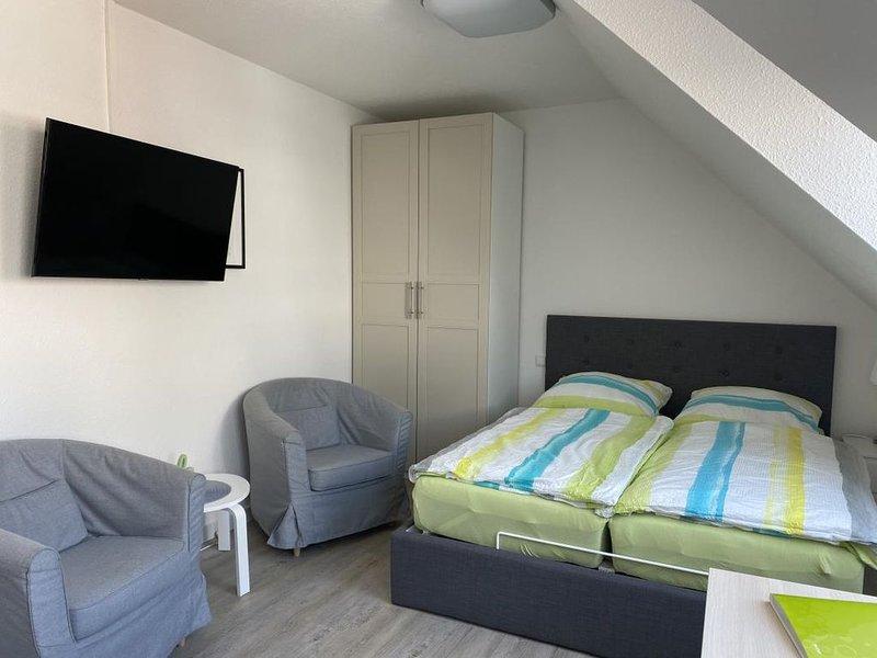 Schmidt-einander Wohnung 8, casa vacanza a Norderney