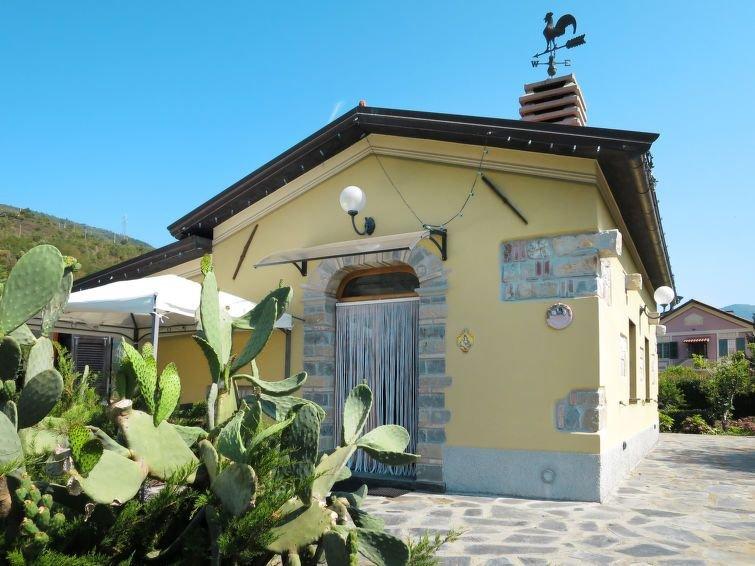 Vacation home Villetta Luciana  in Sestri Levante, Liguria: Riviera Levante - 4, location de vacances à Bruschi