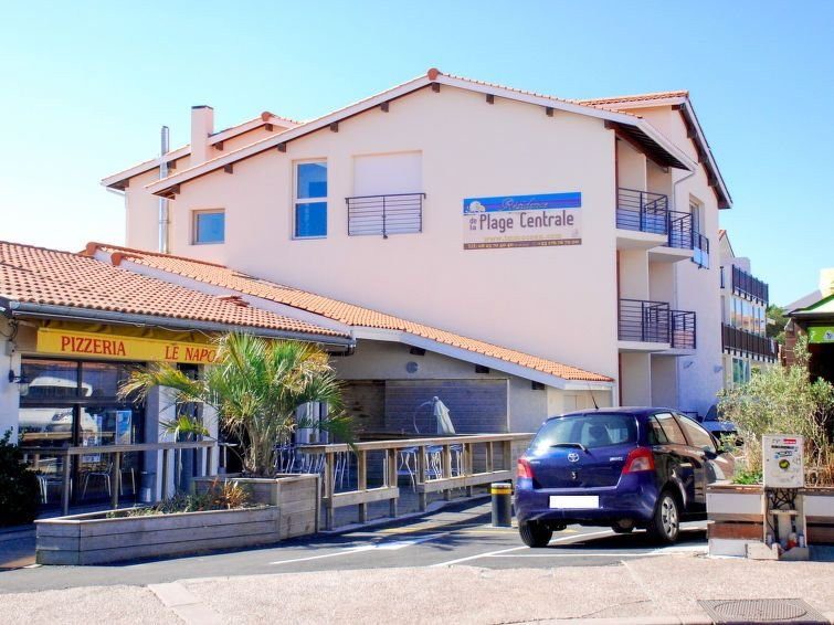 Apartment Résidence Plage Central  in Hossegor, Aquitaine - 5 persons, 1 bedroom, holiday rental in Soorts-Hossegor