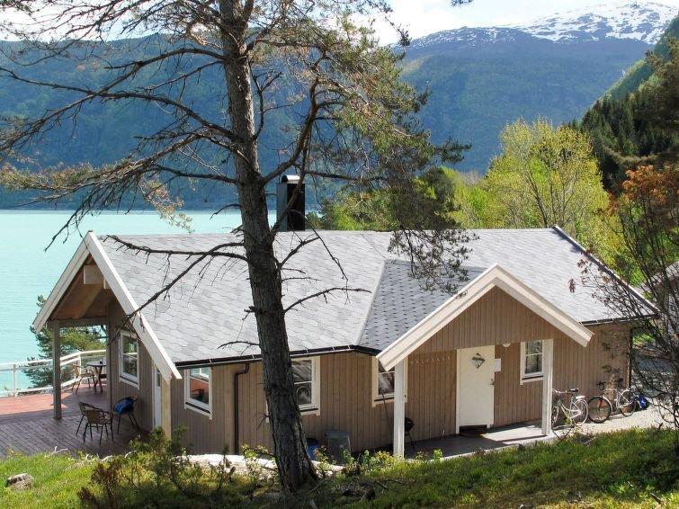 Ferienhaus Lyktvorholmen (FJS618) in Vik I Sogn - 6 Personen, 4 Schlafzimmer, holiday rental in Sogn og Fjordane