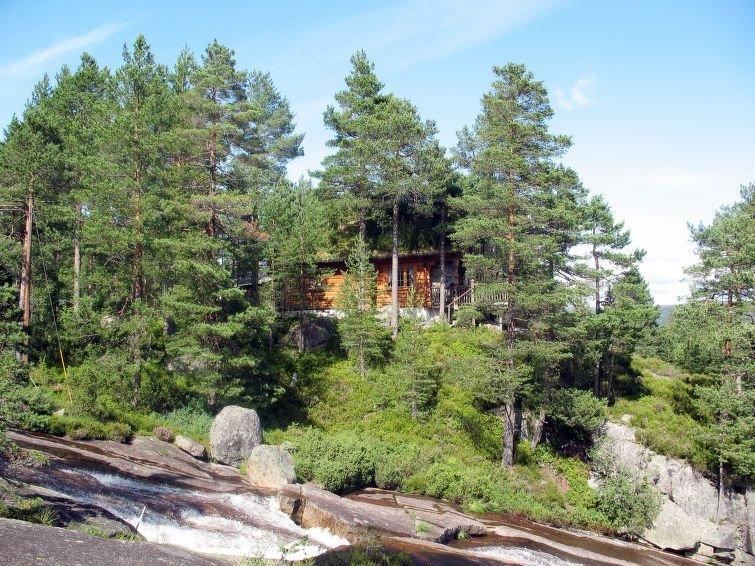 Ferienhaus Knutebu (SOW093) in Eikerapen - 10 Personen, 5 Schlafzimmer, holiday rental in Haegebostad Municipality
