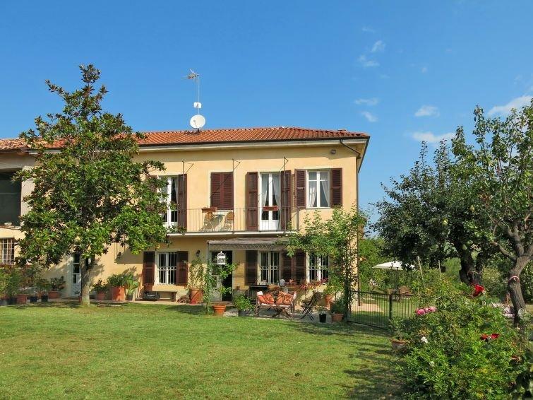 Ferienhaus Cascina Vicentini (SIC150) in Moncalvo - 6 Personen, 3 Schlafzimmer, alquiler vacacional en Frinco