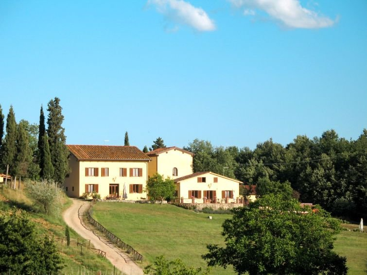 Ferienhaus Villa Romignano (SGS 130) in San Giustino - 22 Personen, 11 Schlafzim, location de vacances à San Giustino Valdarno