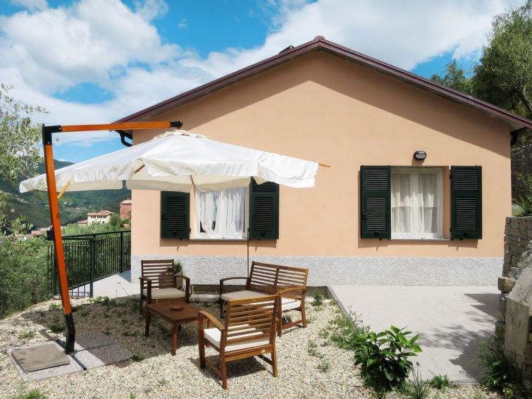 Ferienhaus Zia Maria (SLV125) in Sestri Levante - 4 Personen, 2 Schlafzimmer, location de vacances à Bruschi