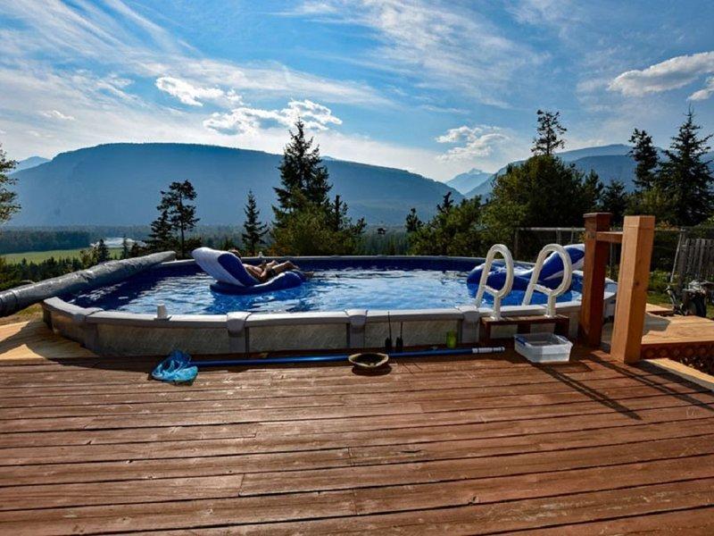Kootenay Paradise Retreat!, aluguéis de temporada em Kaslo