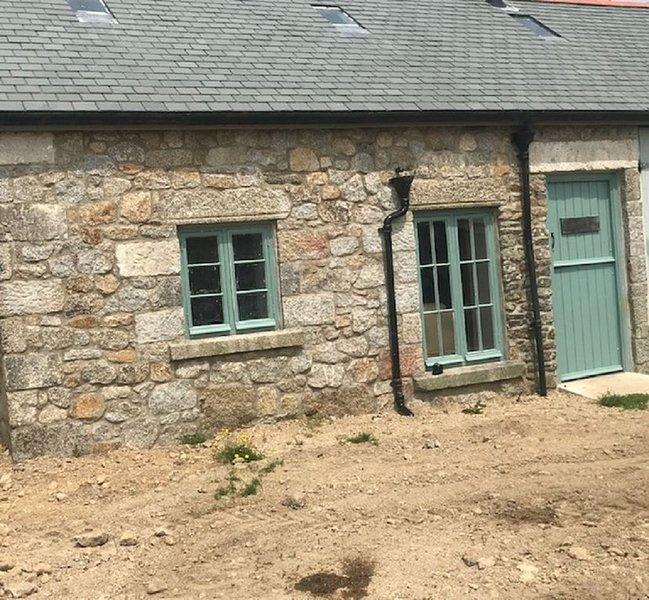 Old Carpentry Shop, Romantic Helford Farm Cottage, location de vacances à Constantine