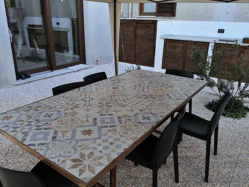 Appartamento in villa, holiday rental in Province of Ogliastra