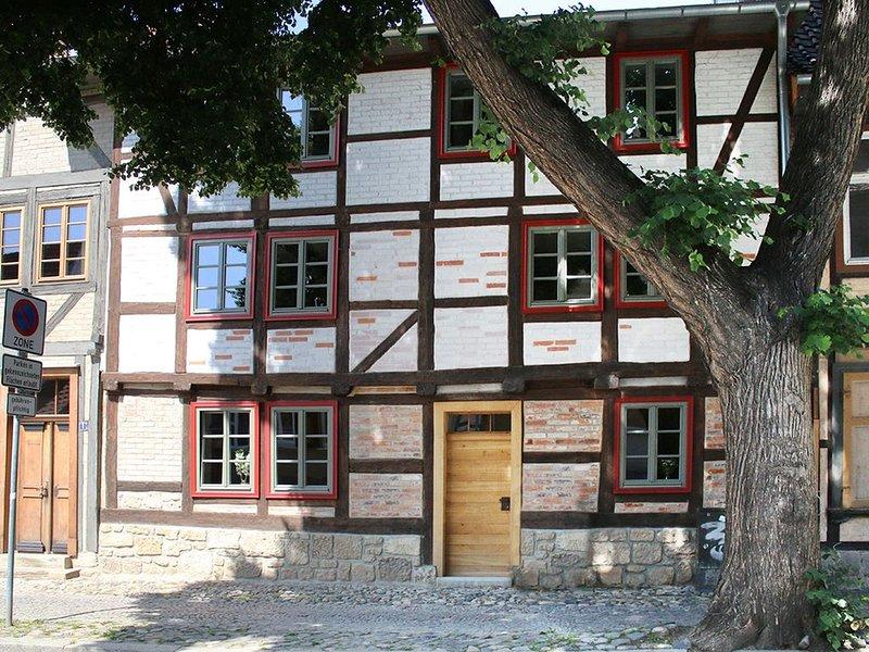 Wohlfühl Appartement Kaisereins, location de vacances à Halberstadt