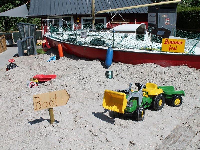 Urlaub an der Nordsee, holiday rental in Sande