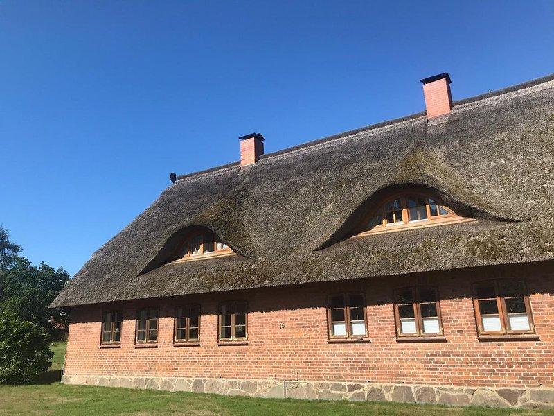 ruhige Ferienwohnung in Ostseenähe, aluguéis de temporada em Ratzeburg