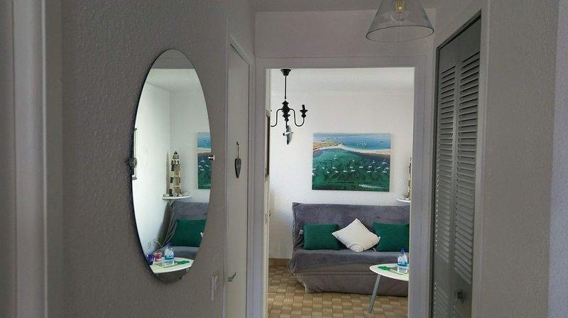 À moins de 100 mètres de la mer a la pointe de Trevignon, location de vacances à Tregunc