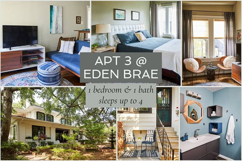 Apt3*EdenBrae-Walkable, Prof Cleaned, Serene, Pet-Friendly, vacation rental in Vestavia Hills