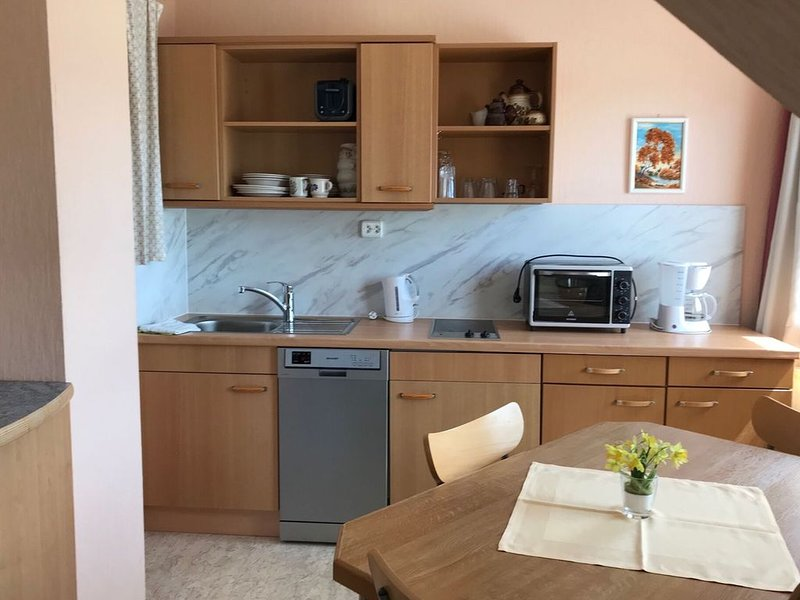 Holiday home in the North Hessian mountains, holiday rental in Alheim