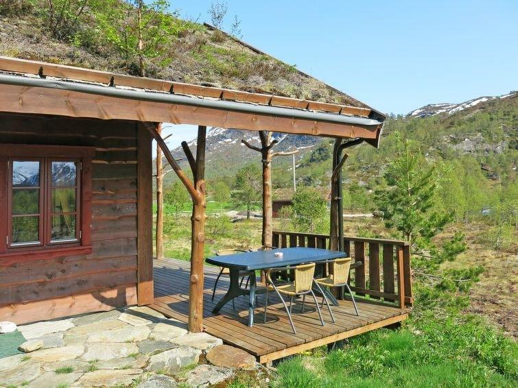 Ferienhaus Lona (FJS050) in Viksdalen - 6 Personen, 3 Schlafzimmer, holiday rental in Hjelle