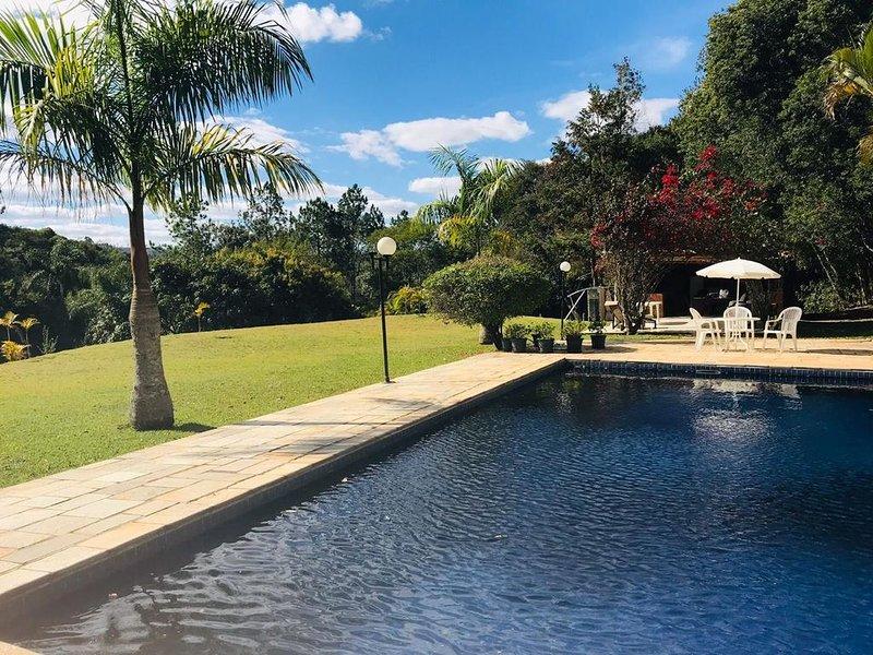 Sitio Priluma  Paradise Atibaia, aluguéis de temporada em Caieiras