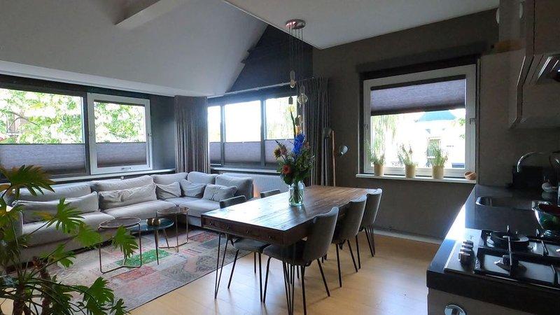 prachtig appartement met uitzicht op het historische centrum van Spakenburg, alquiler vacacional en Provincia de Utrecht