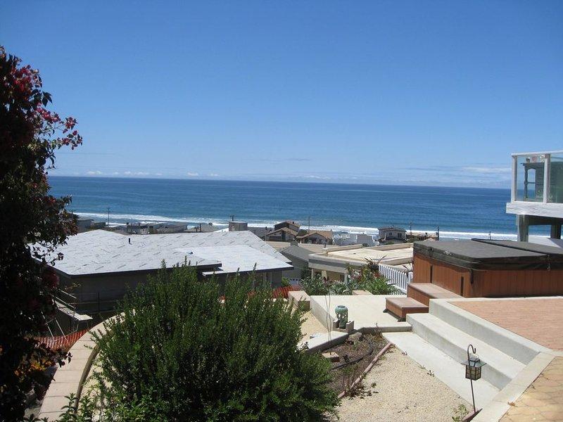 Beach House - Ocean View, alquiler de vacaciones en Cayucos