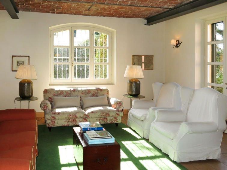 Ferienhaus Villa Remotti (AST450) in Asti - 8 Personen, 4 Schlafzimmer, vacation rental in Fubine