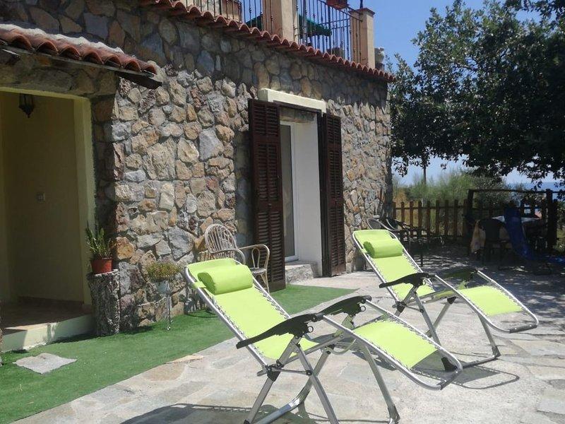 Per gli amanti del relax, del sole, della tranquillità, della natura e del mare, holiday rental in Vallecrosia