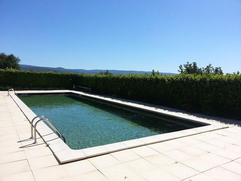 Pied du Mont Ventoux, en campagne, holiday rental in Flassan