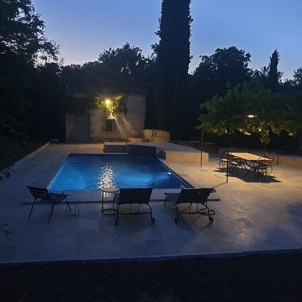 Maison de vacances Sud Luberon, vacation rental in Cucuron
