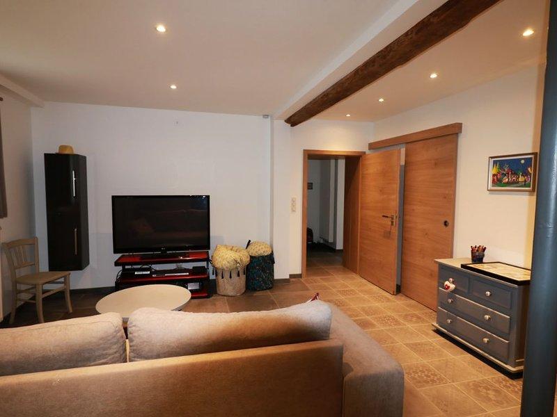 Charmante maison alsacienne 120m² de 2 à 8 personnes, location de vacances à Bernardswiller