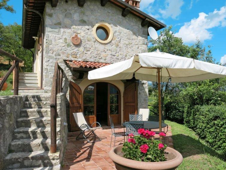 Ferienhaus Il Metato (CNG193) in Castelnuovo di Garfagnana - 4 Personen, 2 Schla, holiday rental in Vergemoli