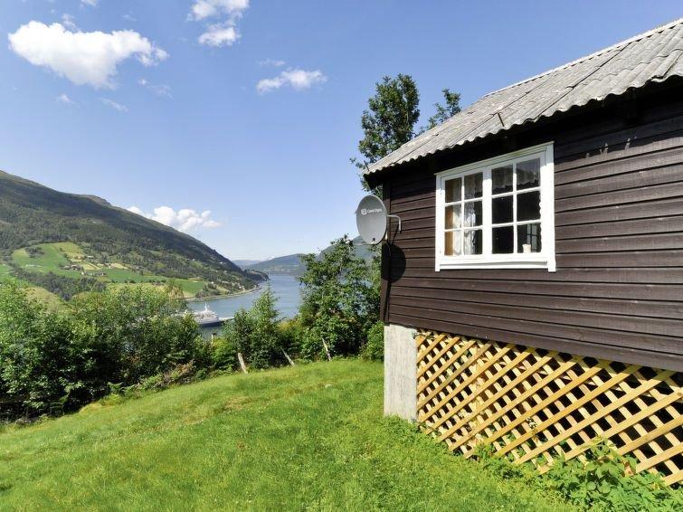 Ferienhaus Eiketun (FJS309) in Olden - 5 Personen, 3 Schlafzimmer, casa vacanza a Olden