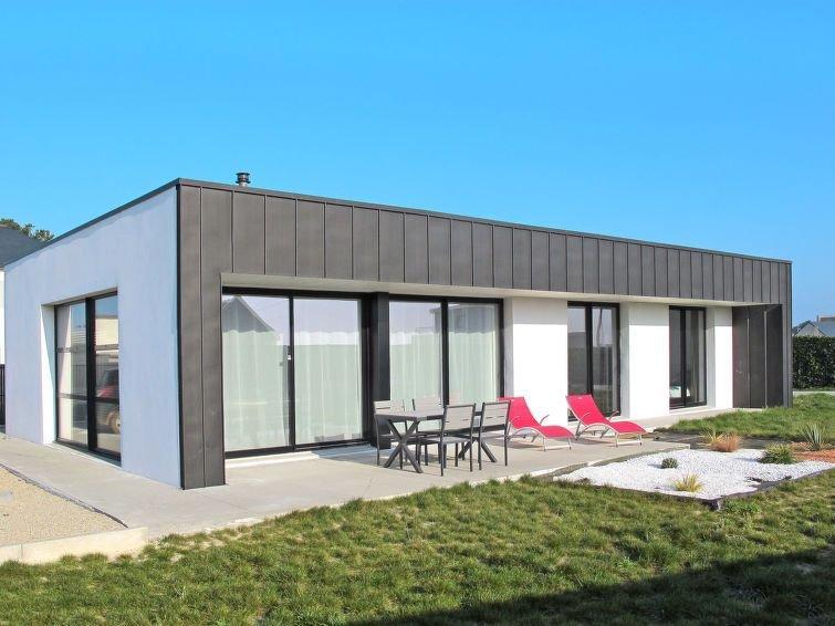 Ferienhaus Villa des Embruns (CED237) in Cléder - 4 Personen, 2 Schlafzimmer, holiday rental in Cleder