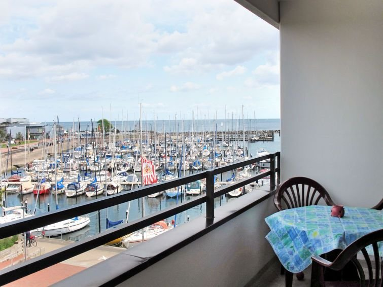 Apartment Ferienwohnung Bulla  in Damp, Baltic Sea: Schleswig - H. - 5 persons,, holiday rental in Ostseebad Damp