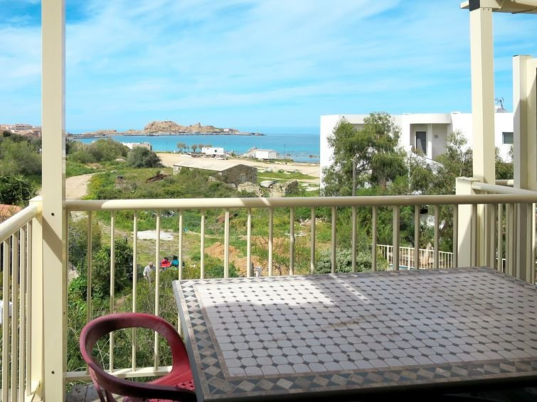 Apartment Résidence de la Plage  in L'Ile Rousse, Corsica - 6 persons, 1 bedroom, location de vacances à Île-Rousse