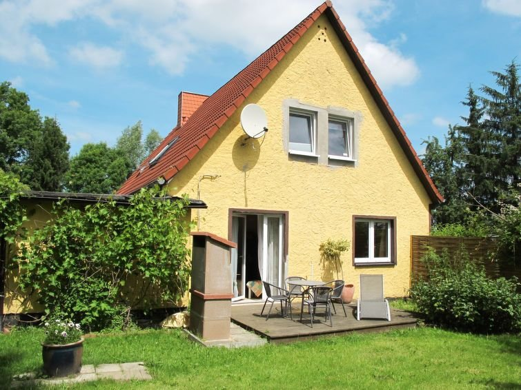 Ferienwohnung Landidyll (HIL100) in Hildebrandshagen - 4 Personen, 1 Schlafzimme, casa vacanza a Gristow