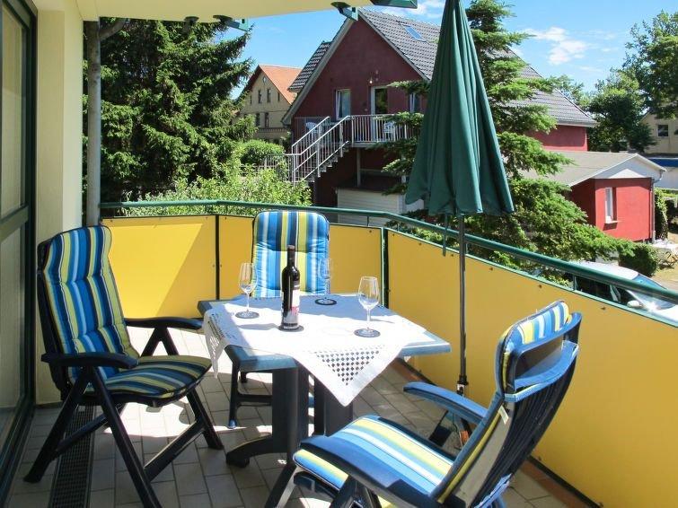 Ferienwohnung Ostseetrio (ZTZ215) in Zinnowitz - 4 Personen, 2 Schlafzimmer, holiday rental in Zinnowitz