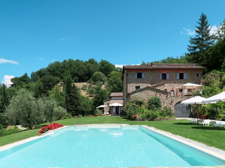 Ferienwohnung La Fonte - Loggia (DCO180) in Dicomano - 2 Personen, 1 Schlafzimme, holiday rental in Contea