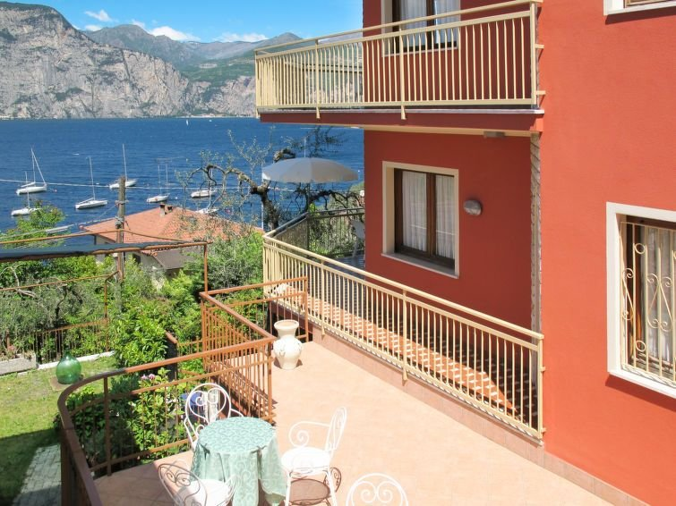 Ferienwohnung Casa Maria (BRZ180) in Brenzone - 4 Personen, 1 Schlafzimmer – semesterbostad i Brenzone sul Garda