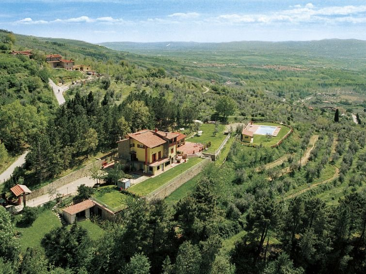 Ferienwohnung Facciavista (CFS360) in Castelfranco di Sopra - 2 Personen, 1 Schl, location de vacances à Castelfranco Piandisco