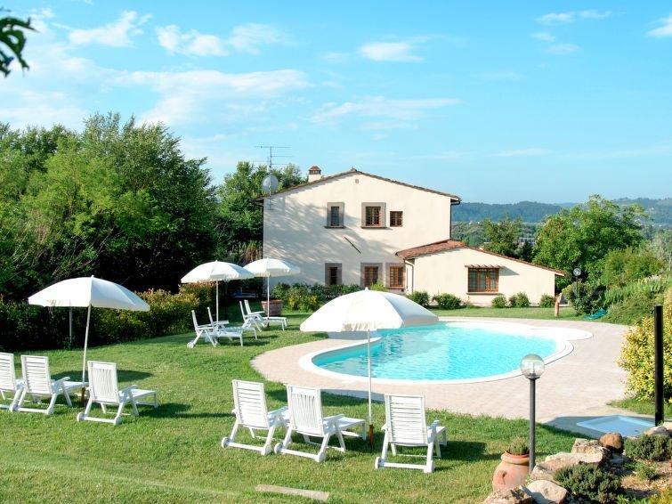 Ferienhaus Arance (FNZ160) in Florence - 2 Personen, 1 Schlafzimmer, vacation rental in Molezzano