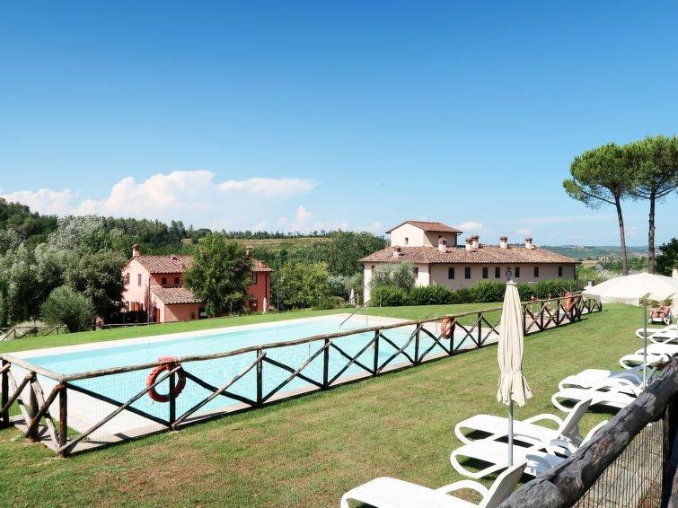 Ferienwohnung L'Acero (CTF124) in Castelfiorentino - 6 Personen, 2 Schlafzimmer, location de vacances à Castelfiorentino