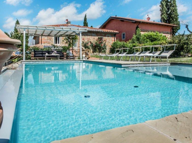 Ferienhaus Pietra e Mattoni (SGS131) in San Giustino - 12 Personen, 4 Schlafzimm, location de vacances à San Giustino Valdarno