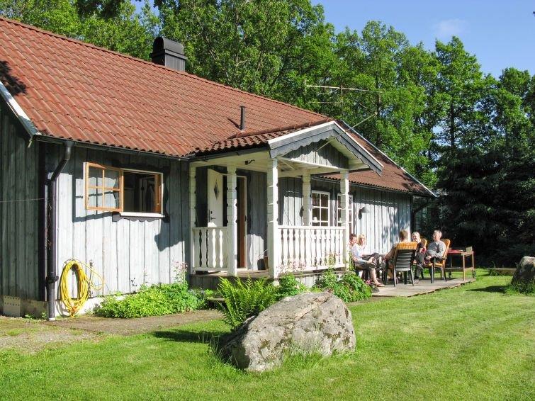 Ferienhaus Ängasjö (VGT146) in Östra Frölunda - 8 Personen, 4 Schlafzimmer, alquiler vacacional en Costa occidental