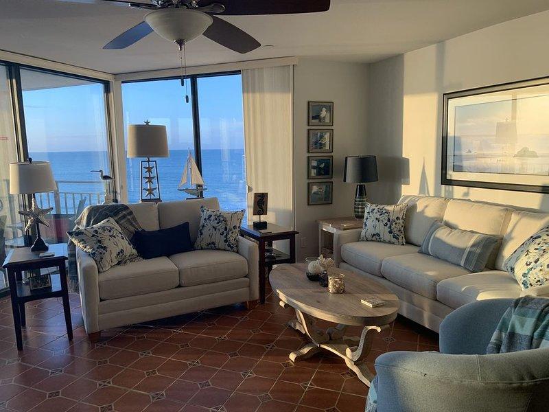 Comfortable, Pristine, Newly-Remodeled 3 Bed/3 Bath Condo on the Ocean, location de vacances à Garden City Beach