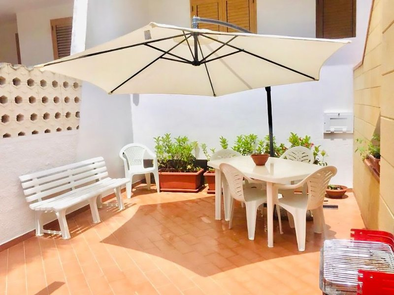 Villa a schiera in Salento - Vacation rentals Salento south Italy, vacation rental in Maruggio