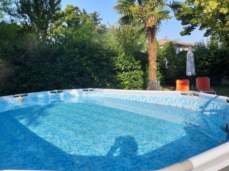 Casetta di campagna 2. Relax assicurato, holiday rental in Ca di Lugo