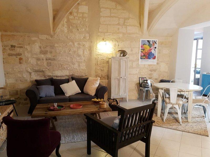 Arles Rental- Côté Forum, aluguéis de temporada em Fourques