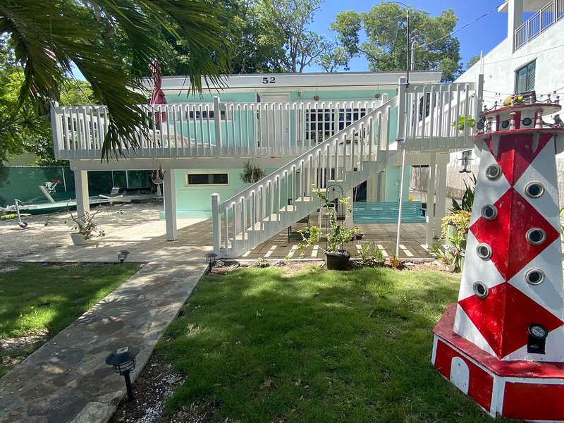 Big-Dog-Friendly, Affordable Corporate Housing, Long Term Renters welcome, vacation rental in Tavernier